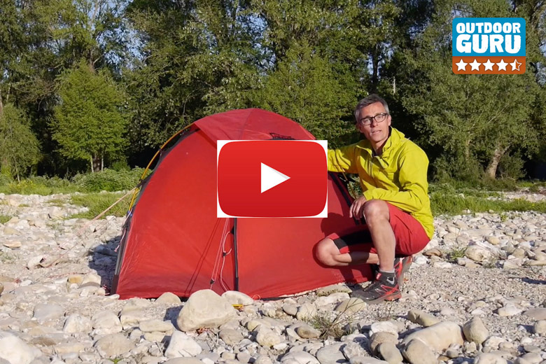 Review Hilleberg Soulo