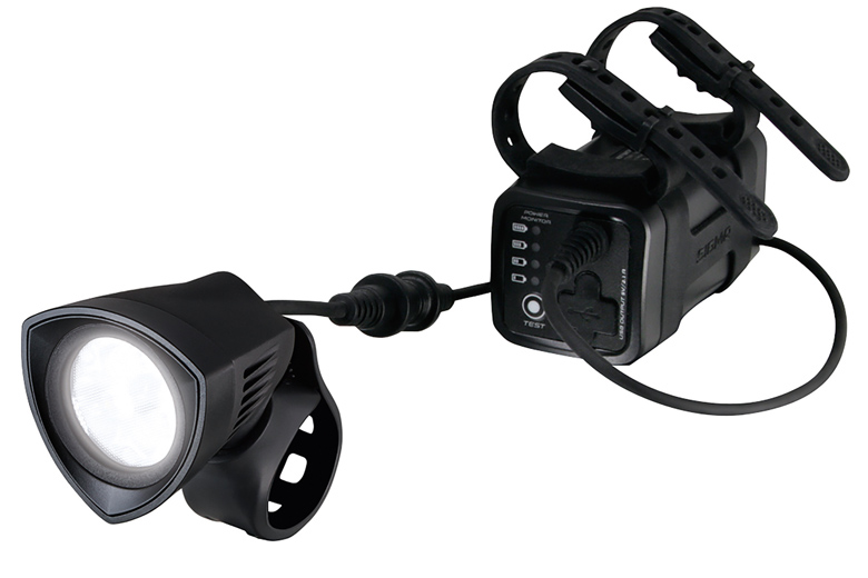Sigma BUSTER 2000 fietslamp