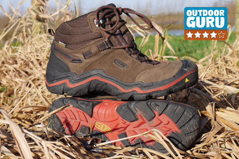 Review Keen Wanderer WP 2016