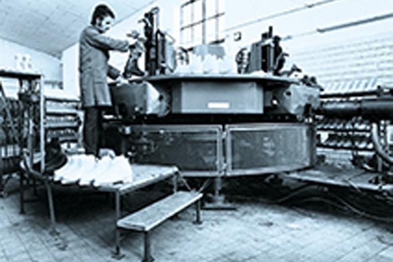 In Jetzendorf produceert Lowa alle backpacking, trekking en alpine schoenen. Toen, maar nu nog.
