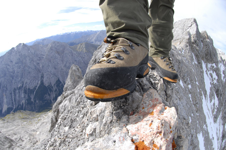 How to bergwandelschoenen