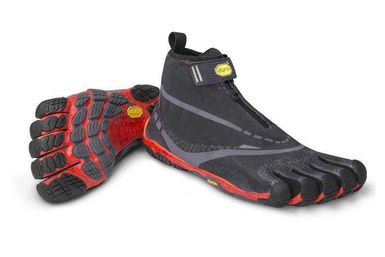 Vibram - bekend van de zolen - was de eerste die met barefoot schoenen kwam.