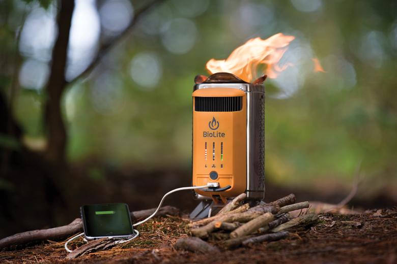 BioLite CampStove2 houtbrander