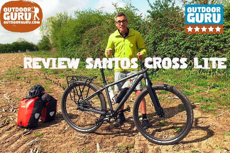 Videoreview Santos Cross Lite vakantiefiets
