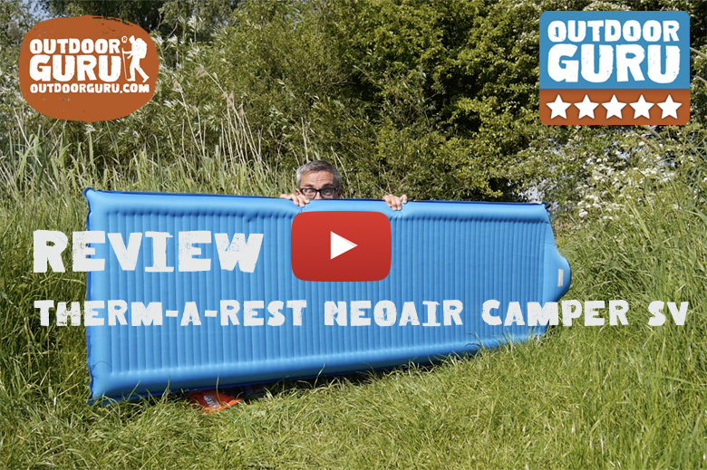 Review Therm-a-Rest NeoAir Camper SV