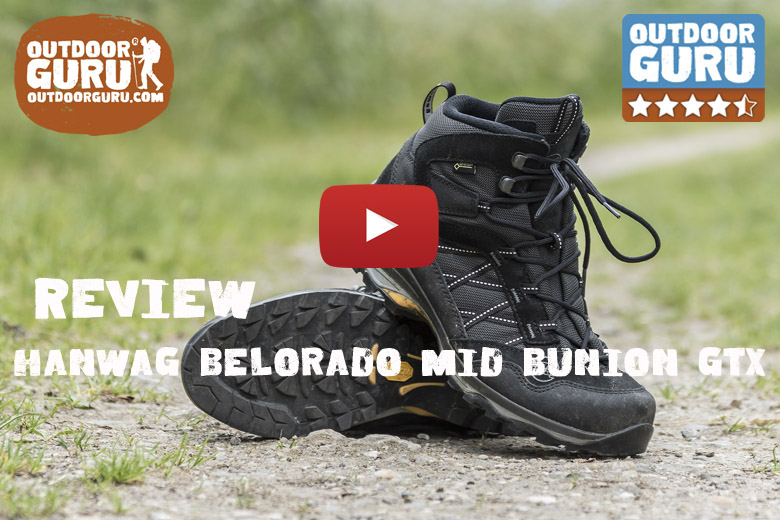 Review Hanwag Belorado Mid Bunion GTX