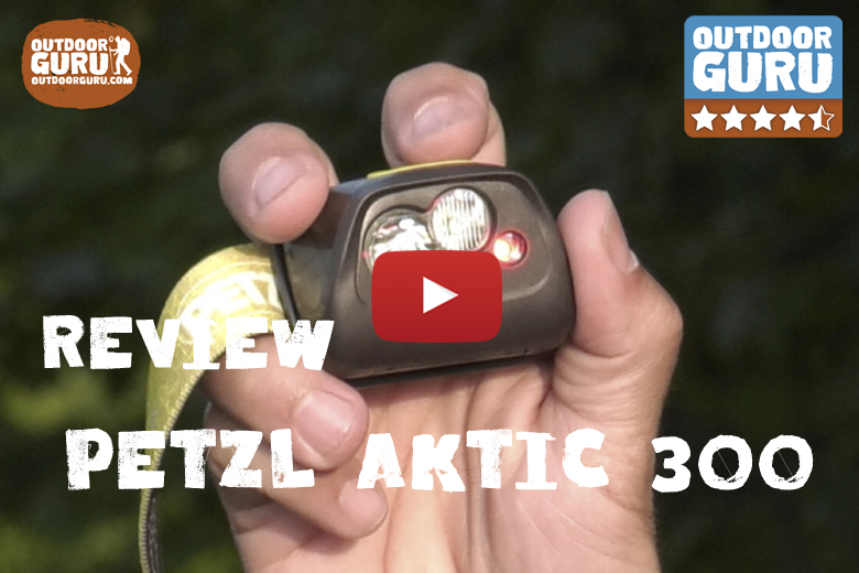Review Petzl Actik