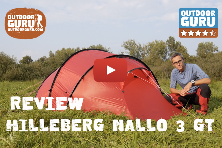 Review Hilleberg Nallo 3 GT