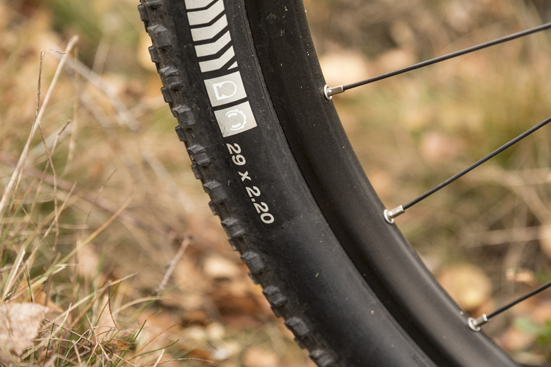 "The Trek Pro caliber 8, which I test here, is a 29-er. Trek makes depending on the frame size the choice for you whether you get a 29-er or the smaller 27.5 ""(650B) wheels."