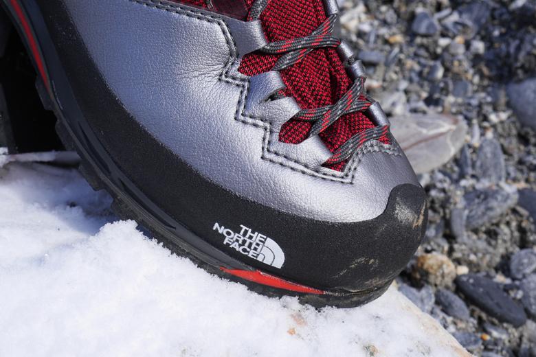 Om de schoenen rondom goed te beschermen zijn ze ook nog voorzien van een Smartlite PU beschermrand.