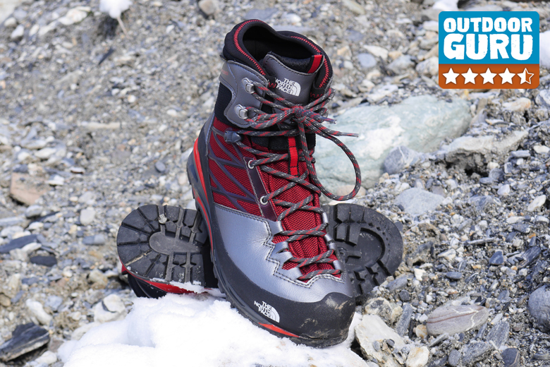 Review The North Face Verto S4K GTX