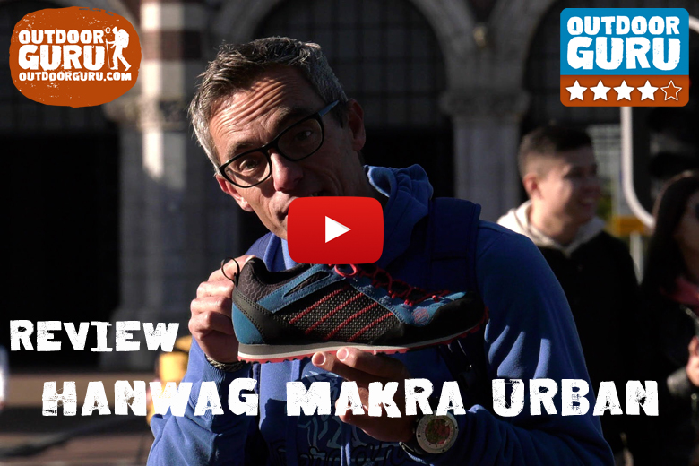 Review Hanwag Makra Urban