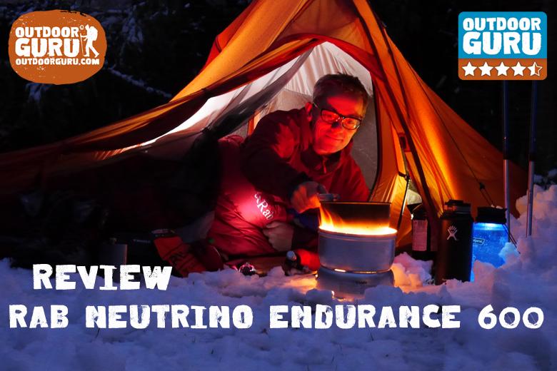 Review Rab Neutrino Endurance 600