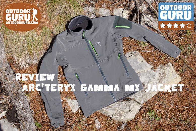 Review Arc'Teryx Gamma MX Jacket