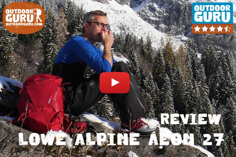 Review Lowe Alpine Aeon 27
