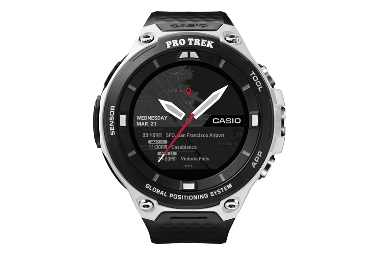 Casio PRO TREK Smart WSD-F20-WE