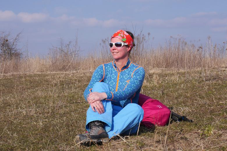 Kari Traa was zo'n beetje de eerste die er voor zorgde dat onderkleding er ook leuk uit kon zien.