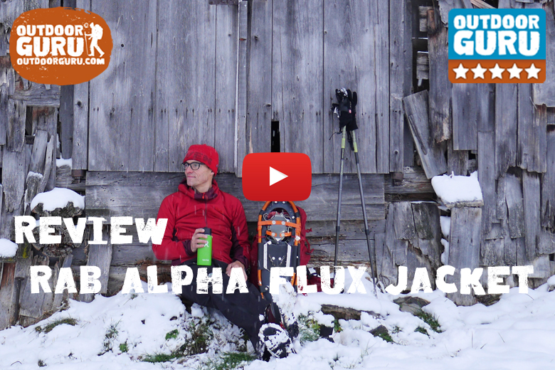 Review Rab Alpha Flux Jacket