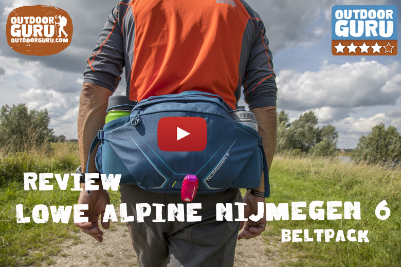 Review Lowe Alpine Nijmegen 6