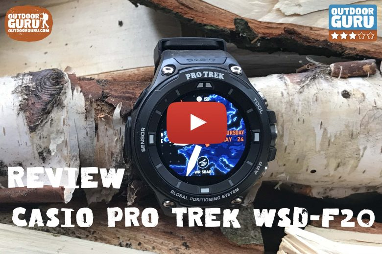 Review Casio Pro Trek WSD-F20