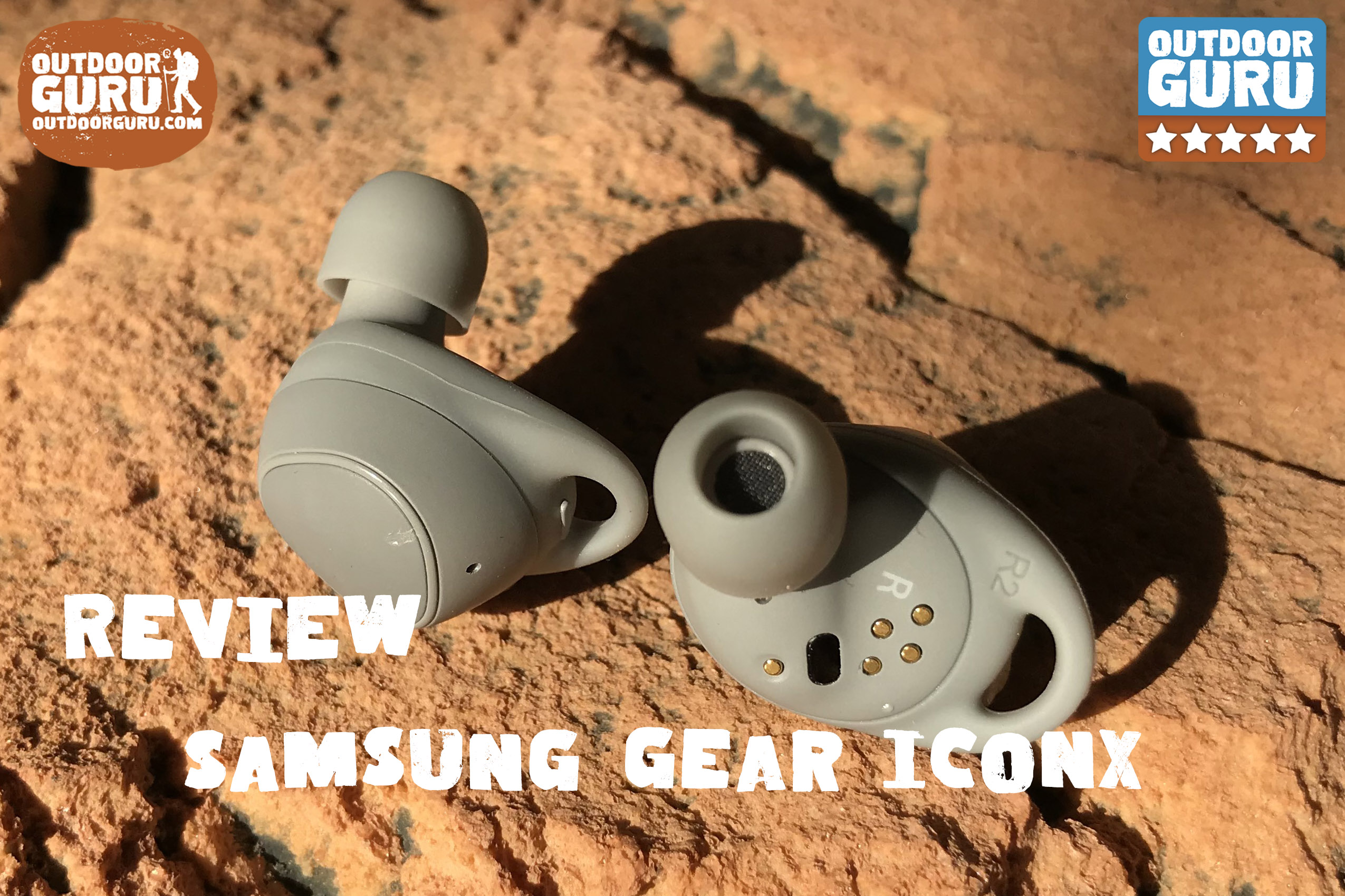 Review Samsung Gear IconX