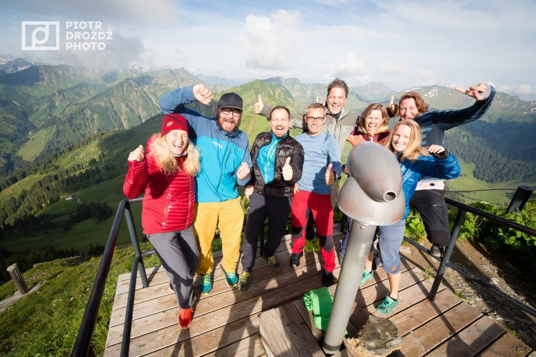 Scandinavian Outdoor Awards Jury bijeenkomst