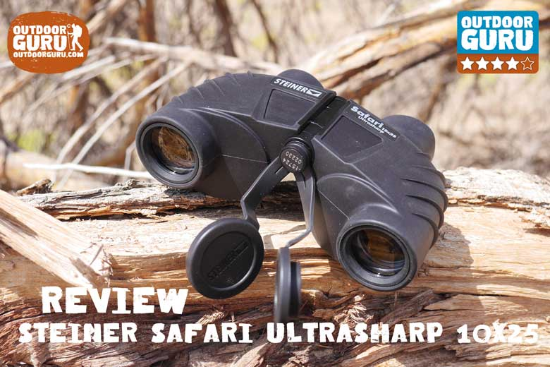 Review Steiner Safari Ultrasharp 10X25