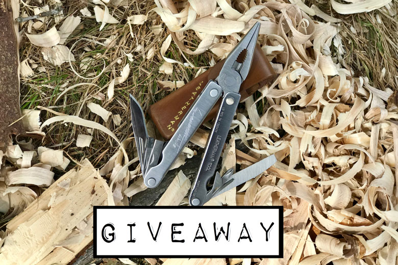 Leatherman Giveaway
