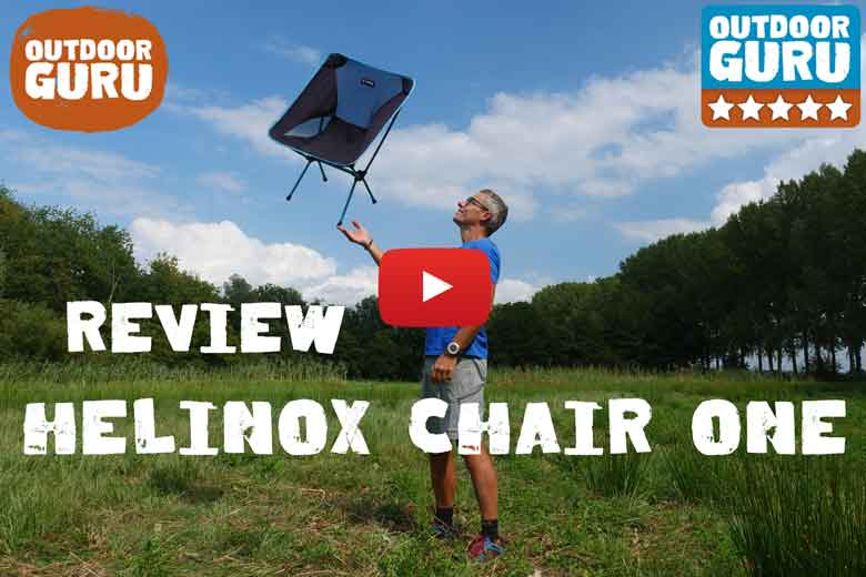 Review Helinox Chair One
