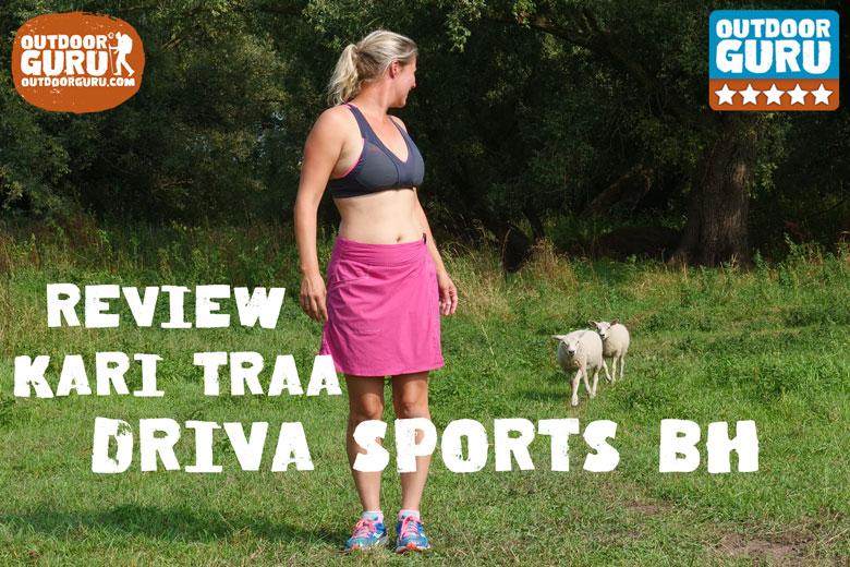 Review Kari Traa Driva Sports BH
