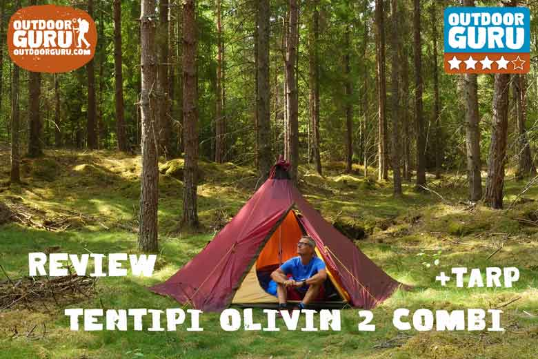 Review Tentipi Olivin 2 Combi