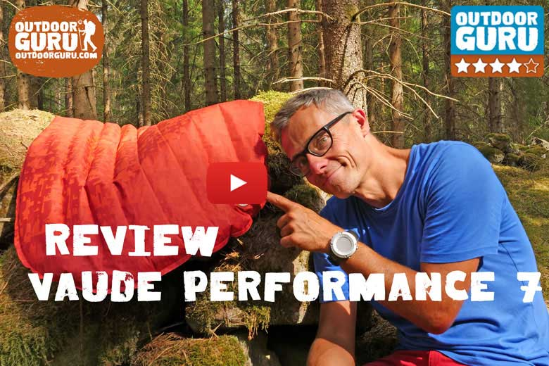 Review Vaude Performance 7