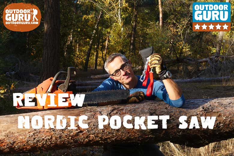 Review Nordic Pocket Saw