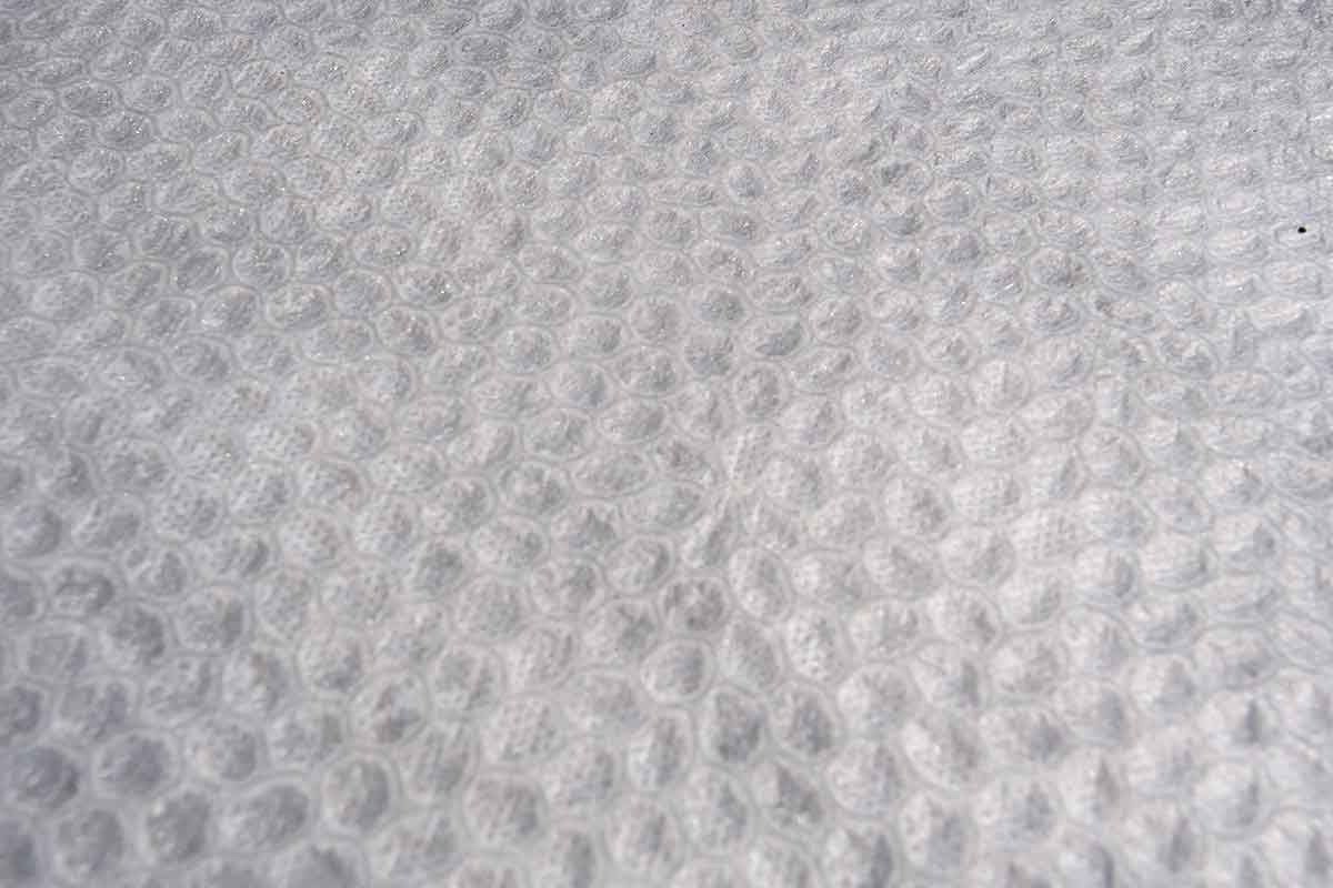 The honeycomb bottom is lightweight and helps the mattress ventilate better.