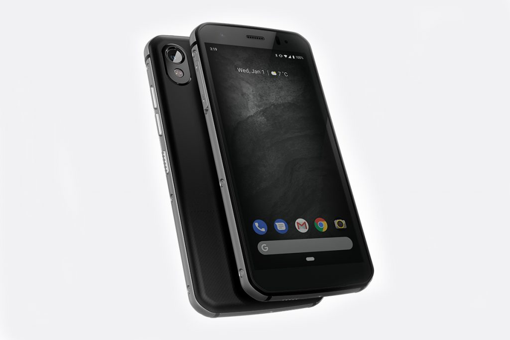 Cat S52 Exceptionally Thin Rugged phone