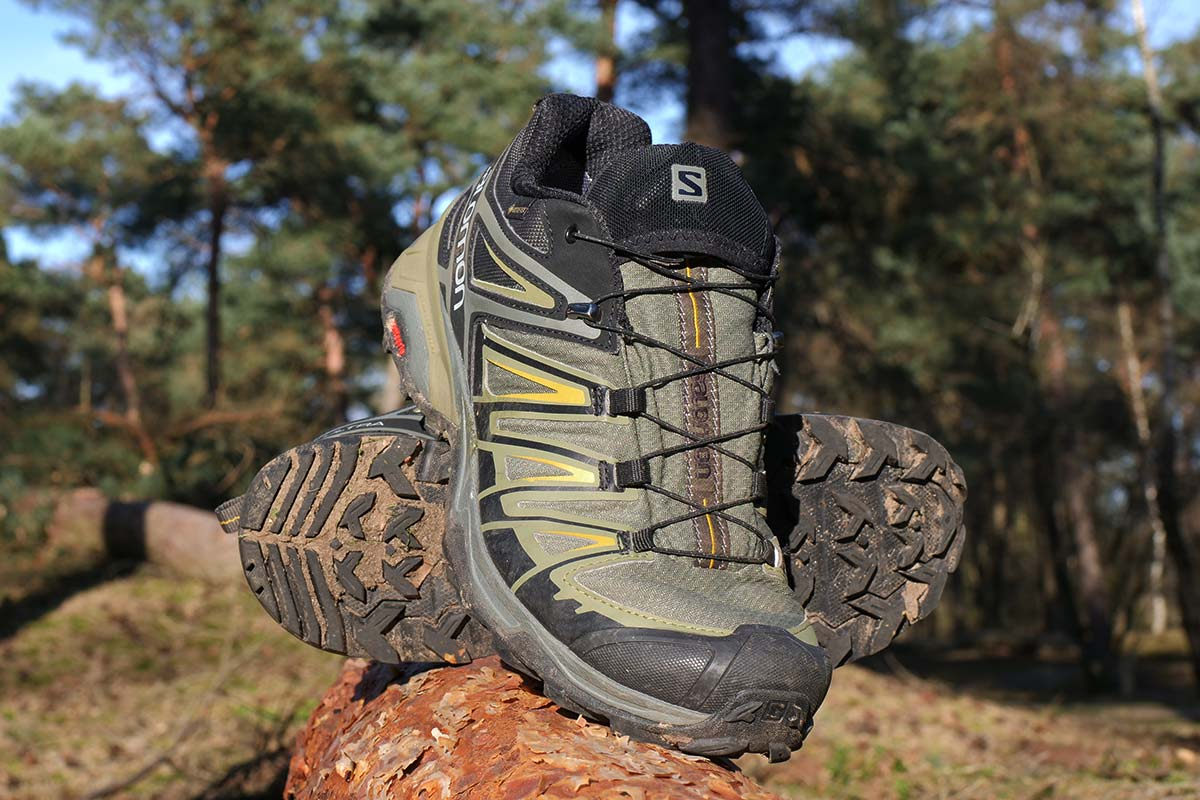 Salomon X Ultra 3 GTX Hiking Shoe Review - Outdoorguru