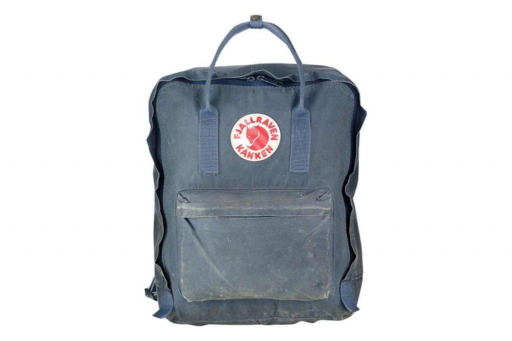 The Fjällräven Kånken backpack was born in 1978.